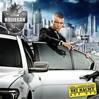 KOLLEGAH - KOLLEGAH  CD + DVD NEU