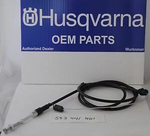 HUSQVARNA OEM 583441401 DRIVE CABLE also for  AYP CRAFTSMAN 427411