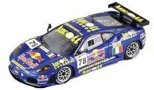 Red Line 1/87 (H0): 87RL035 Ferrari F430 GT Team AF Corse #78 Le Mans 2007