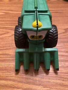 """Tomy John Deere Corey Combine Toy Book  """"It's Combine Time"""""""