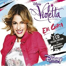 OST/VIOLETTA: EN GIRA (DELUXE,STAFFEL 3,VOL.1) 2 CD NEW+
