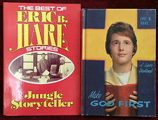 Hare Pair: Jungle Storyteller ~ Make God First 2 Eric B Hare Adventist SDA Books
