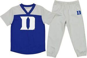 Outerstuff NCAA Toddlers Duke Blue Devils Field Goal Pants Set