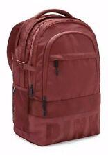 Victoria's Secret PINK Campus Collegiate Backpack Burgundy Bookbag Bag