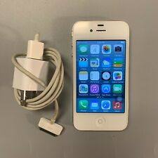 Apple iPhone 4s - 16GB - White AT&T Unlocked