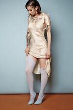 Tara Starlet Nightie Lingerie 50s Mauve Pinup Boudoir Burlesque Vintage Pyjamas