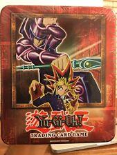 Yu Gi OH! 2002 Dark Magician Tin.