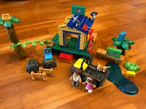 Mega Bloks Diego's Animal Rescue (not complete, with some extras)