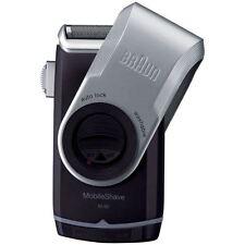 Afeitadoras y depiladoras eléctricas Braun color principal negro