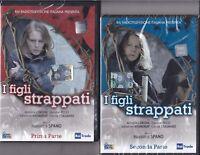 2 Dvd Rai Fiction **I FIGLI STRAPPATI** con Antonia Liskova completa nuovo 2002