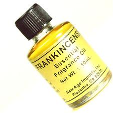 Frankincense Essential Oil 10ml Aromatherapy India Boswellia Sacred Worship C56