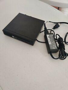 hp elitedesk 705 g3 desktop mini