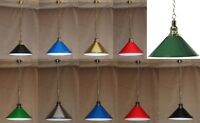 ROSETTA SUPERIOR POOL BILLIARD SNOOKER TABLE LIGHT PENDANT LIGHTING SHADE CANOPY