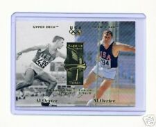 AWESOME 1996 OLYMPIC CHAMPIONS AL OERTER DISCUS CARD #128 ~ MULTIPLES AVAILABLE