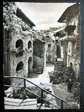 Switzerland~TICINO~1957 ARCEGNO - Village ~ RARE RPPC