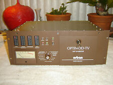 Orban 8182A/SAP, Optimod-TV, SAP Generator, Compressor, Limiter, Vintage Rack