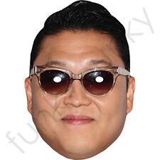 PSY - Park Jae-sang - Gangnam Style Celebrity Singer Card Mask***