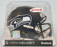 SEATTLE SEAHAWKS NFL RIDDELL MINI SPEED HELMET