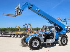 2013 Genie Gth844 44' 8,000 lbs Telescopic Reach Forklift Telehandler 8K bidadoo