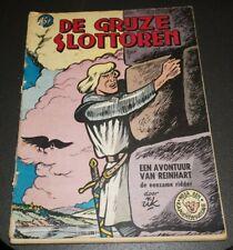 Ridder Reinhart Nr.7 - De grijze slottoren (1ste druk - °1962)