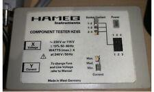 Hameg HZ65 Component Tester