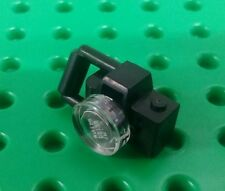 *NEW* Lego Small Black Camera Lens Photo Paparazzi for Minifigs Figure Figs x 1