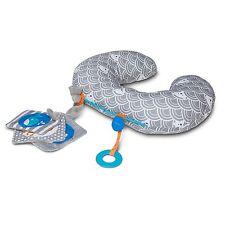 Boppy Tummy Time Play Mat, Sea Explorers/Gray