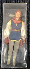 Deagostini Disney Princess Porcelain Doll Collection-Snow White's Prince