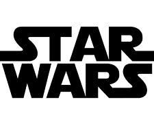 Star Wars Vinyl Decal Sticker for Car/Window/Wall