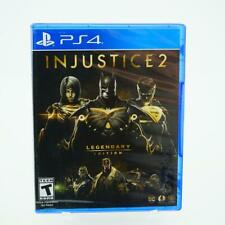New listing Injustice 2 Legendary Edition: Playstation 4 [Brand New] Ps4