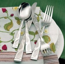 ONEIDA 65 Piece Stainless Flatware Set Service for 12 Tuscany NEW