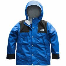NWT The North Face Unisex Mountain Gore-Tex Jacket Blue - Big Kid SZ Small(7/8)