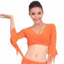 C91607 belly opaca, danza vientre disfraz top bolero belly Dance