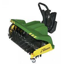 Rolly Toys John Deere Kehrmaschine Anbaugerät grün-gelb
