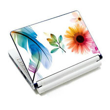 """White15"""" 15.6"""" Laptop Tablet Sticker Skin Cover Decal PC Protector For Lenovo HP"""