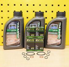 KTM 525 SX EXC MXC XC-W 3L Öl 2 Ölfilter Set 03-07 Bel Ray Thumper 10w50 Motoröl