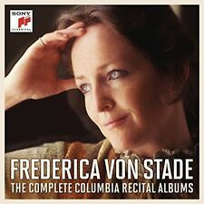 Frederica von Stade - The Complete Columbia Recital Albums, New Music
