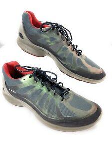 ECCO Men's Biom Fjuel Racer Gray Athletic Shoes Sneakers 44EUR 10-10.5US