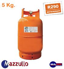 BOMBOLA DA 5 Kg. DI GAS REFRIGERANTE R290 PROPANO