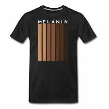 Melanin Shades Black Pride Men's Premium T-Shirt