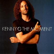 The Moment by Kenny G (CD, Oct-1996, Arista)