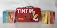TINTIN COFFRET INTEGRALE 22 P TITS DVD LES AVENTURES DE TINTIN / HERGE