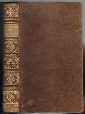 Œuvres de Mr GRESSET Lettres à Rousseau Églogues de Virgile Odes Pellissari 1743