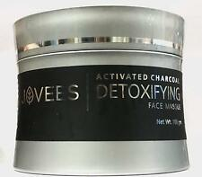 Jovees Charcoal Detoxifying Activated Face Mask, 100g Free Shipping Worldwide