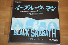 Black Sabbath Single Evil Woman Dont Play Your aus der Ten Year War Box 2017