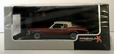 """1972 Buick Riviera Coupe Premium X Limited Edition 1:43 Scale  """"NEW""""  LAST ONE"""