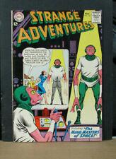 Strange Adventures  #158 HTF 1963  Nice ***