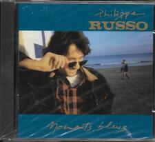 CD 11 TITRES PHILIPPE RUSSO MOMENTS BLEUS DE 1991 NEUF SCELLE