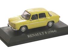 1:43 Altaya - Renault 8 Major 1964 - hellgelb