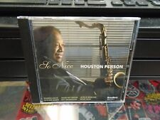Houston Person So Nice CD 2011 Highnote Records VG+ Ray Drummond Jazz Funk Soul